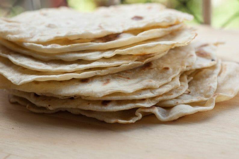 receita de torrinhas de trigo