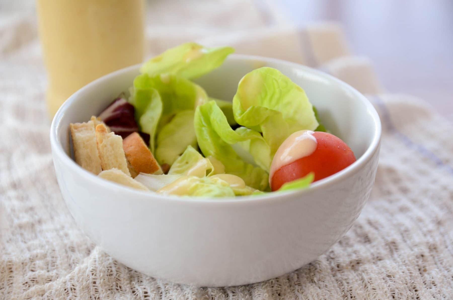 molho de cupuaçu para saladas
