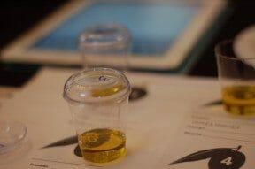 Degustação de azeites Oferecida por Borges (surpreendente)