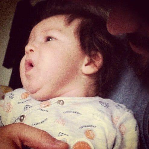 3 meses de Joaquim