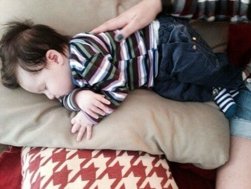 Joaquim descansando