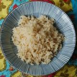 arroz integral soltinho