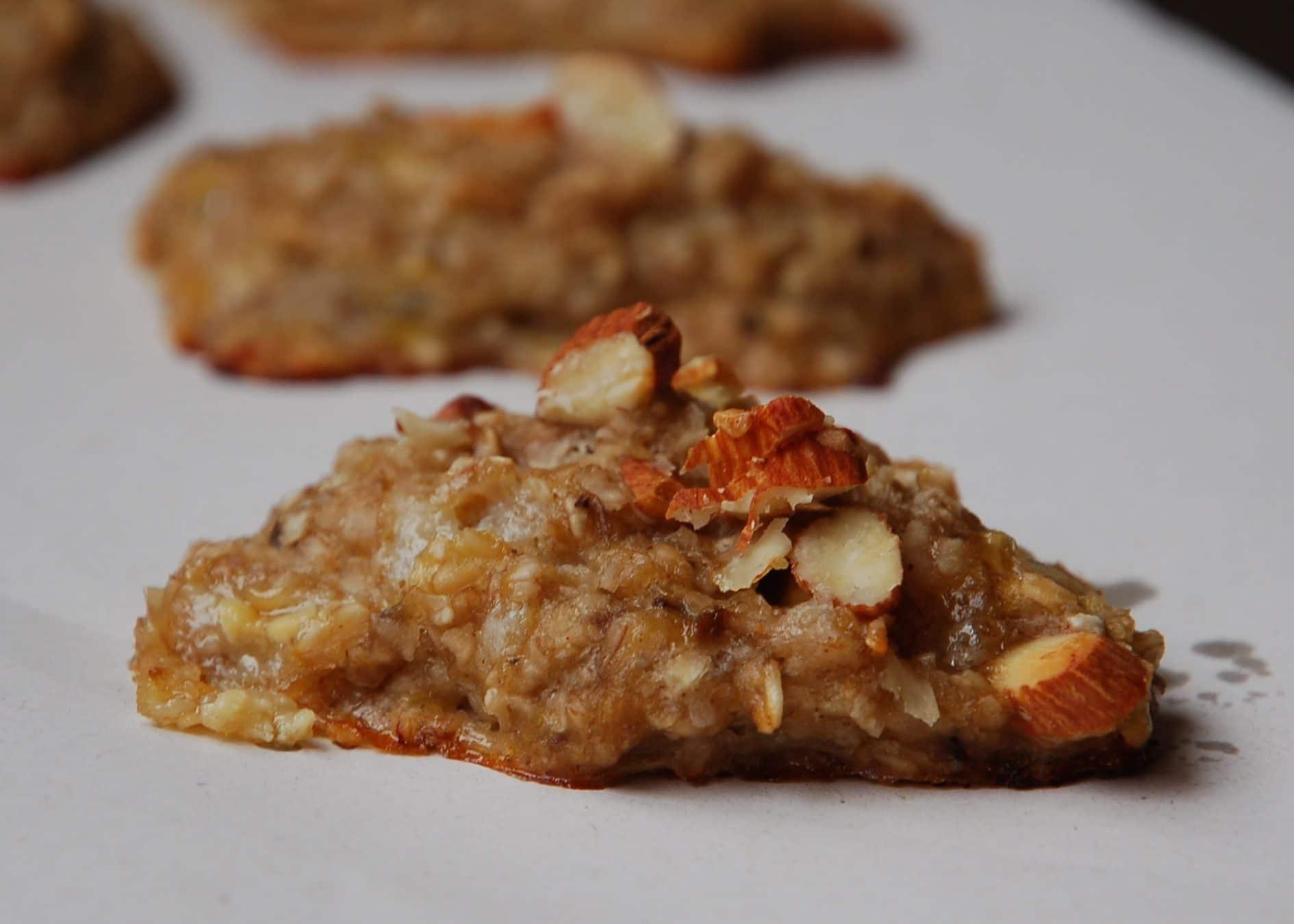 Cookie delicioso com apenas 2 ingredientes