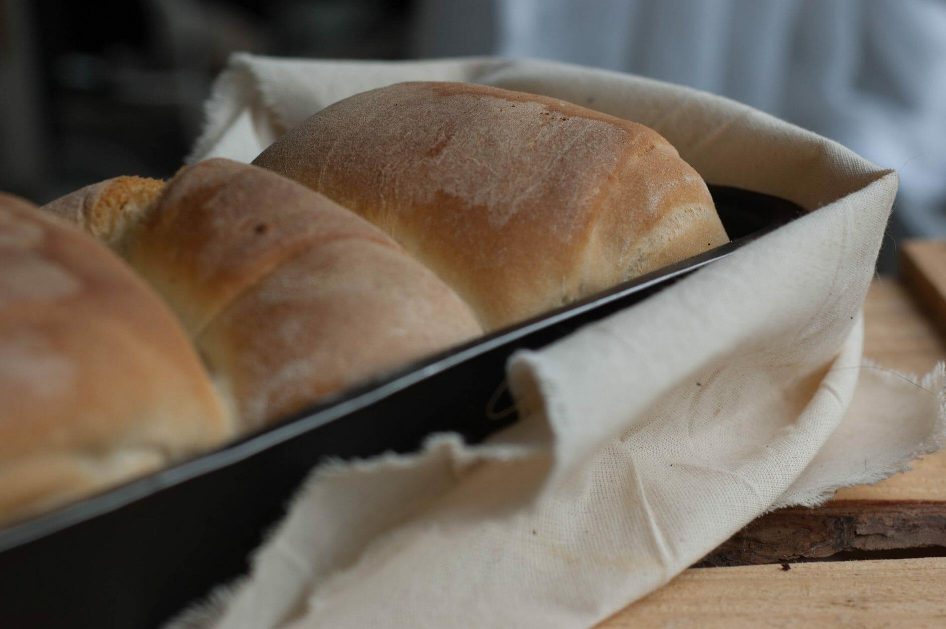 pãozinho vegano