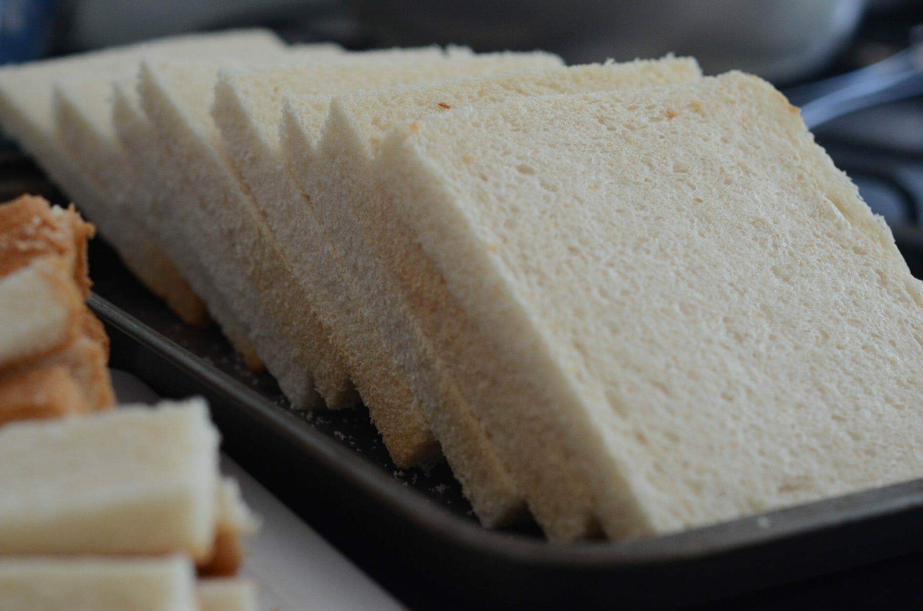 panko feito com pão nagoya