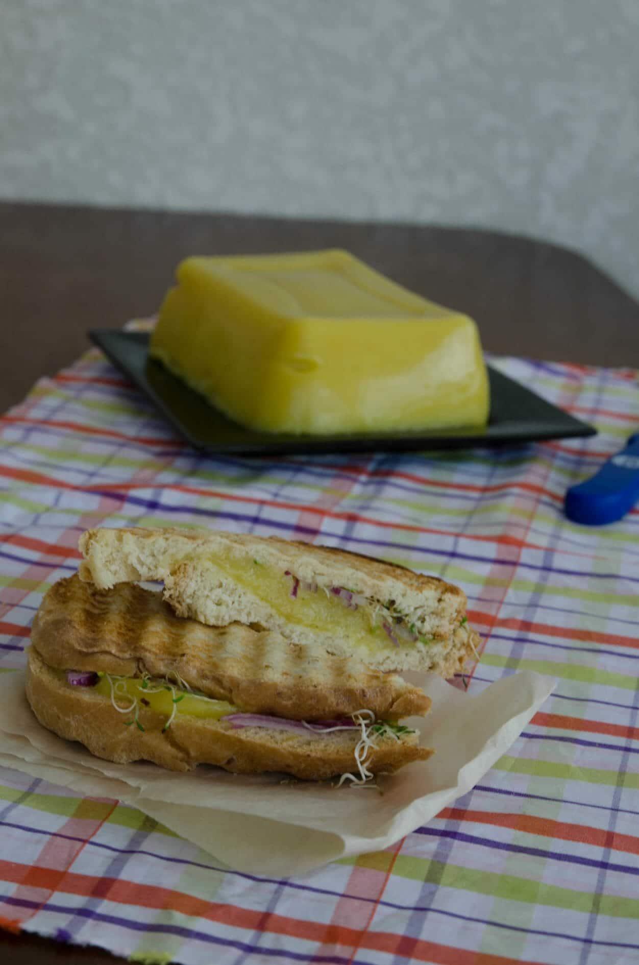 receita de queijo para alergicos