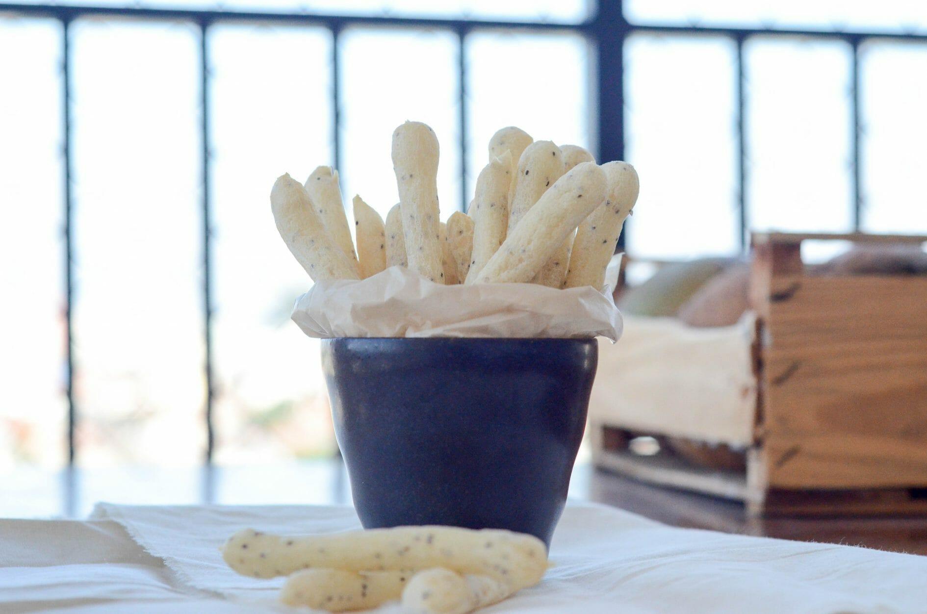 receita de biscoito de polvilho caseiro com sementes de chia