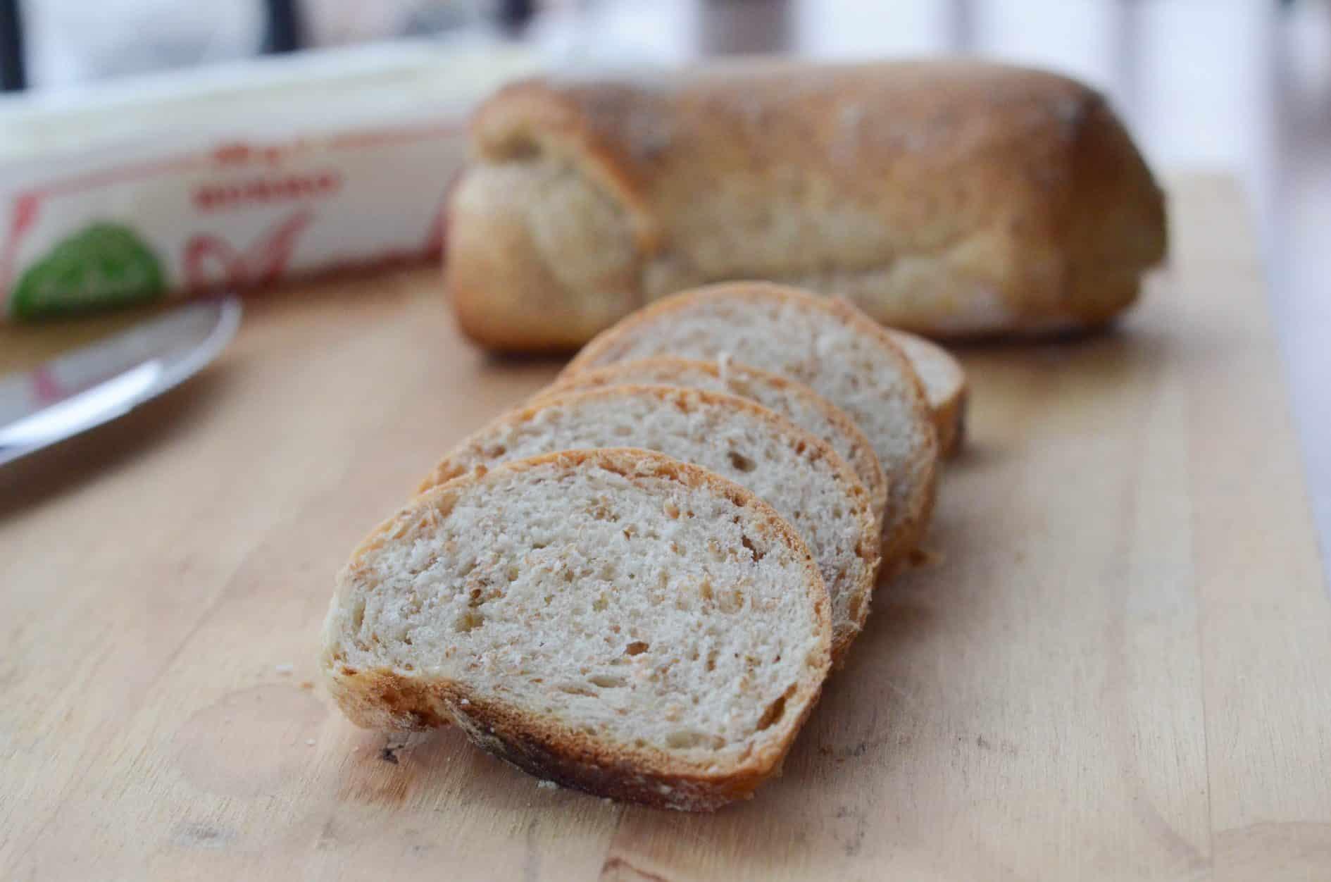 pão de whey protein