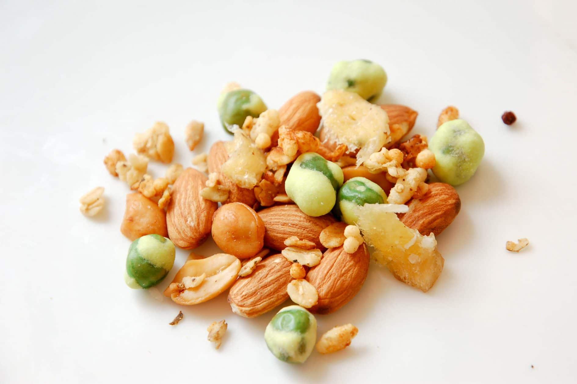 Meu amor pela zona cerealista e snacks saudáveis