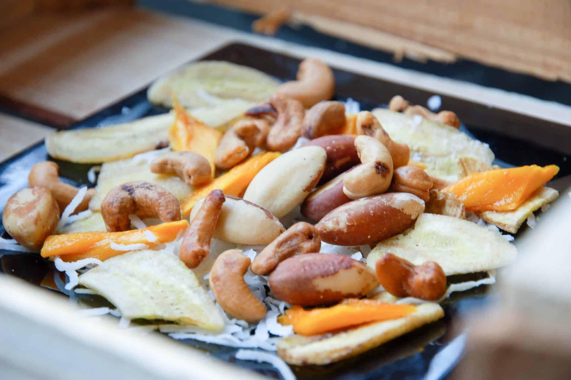 snack castanhas e frutas 4