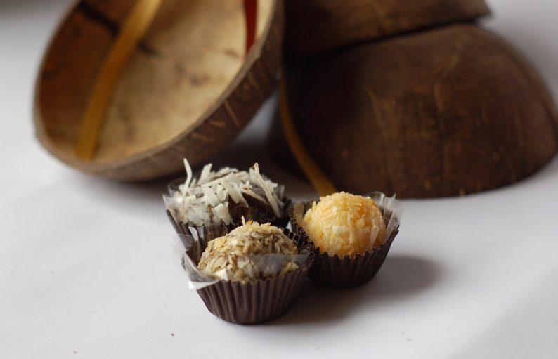 receita de beijinho de coco em 3 versões