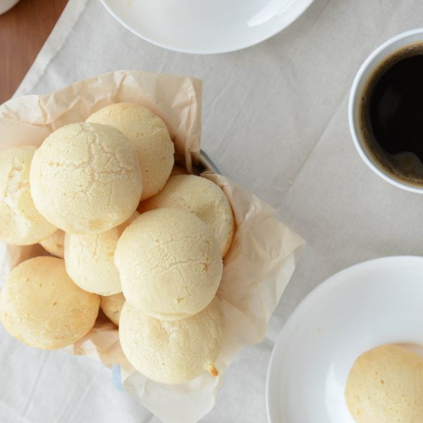 receita de pão de queijo de liquidificador
