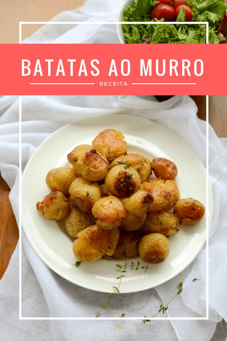receita de batatas ao murro feito com batata bolinha