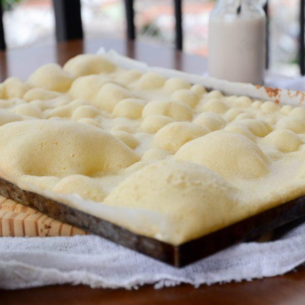 biscoito de polvilho de assadeira