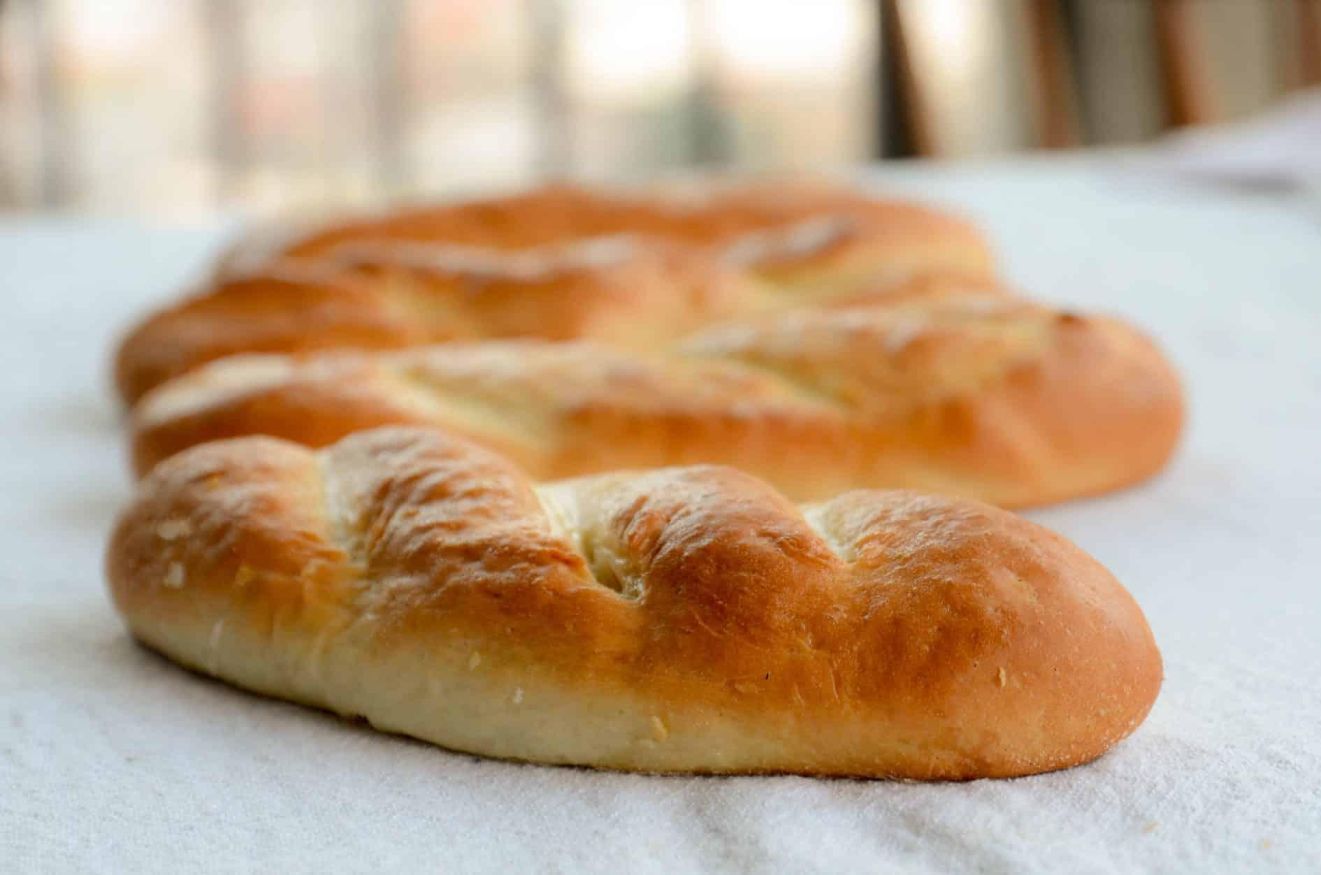 receita de pão do subway