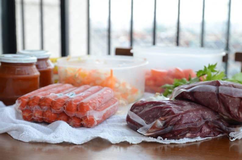 3 receitas para congelar com carne moída - como congelar e evitar cristais de gelo na comida congelada