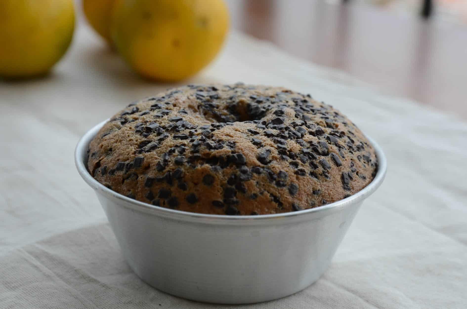 receita de bolo de laranja com açucar mascavo e chocolate, delicioso café da tarde
