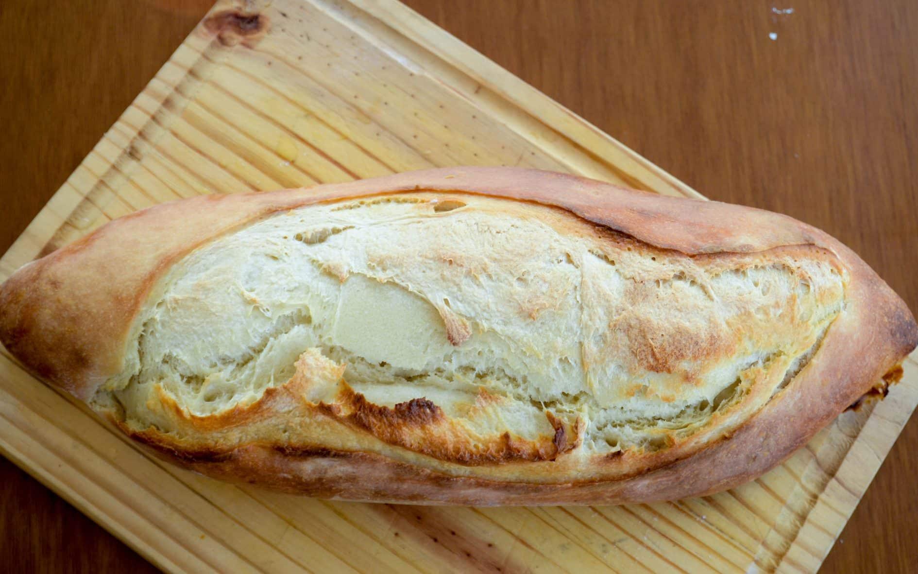 receita de pão de iogurte e mel - receita fácil com fermento de litro