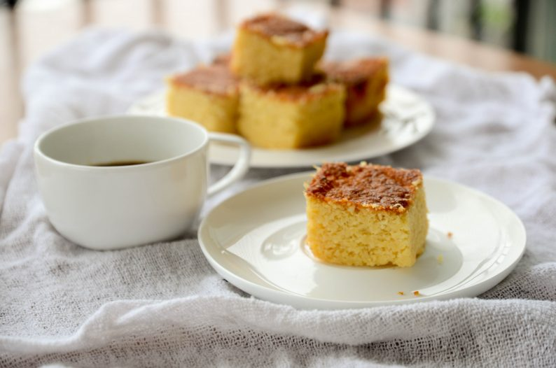 Receita de bolo de milho em bolos de festa junina