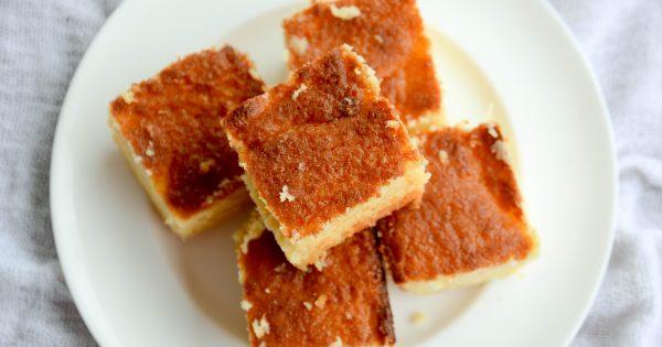 receita de bolo de milho verde com coco