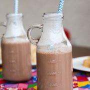 receita de chocolate quente cremoso fácil!