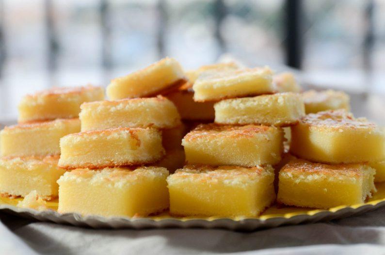 bolo fácil de queijo