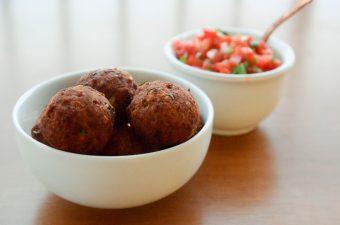 Receita de bolinho de carne moída - comida de boteco