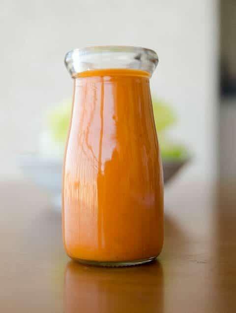 molho para salada caseiro - catalina, um molho agridoce maravilhoso e caseiro!