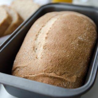 receita de pão de iogurte integral - facil, macio e saboroso