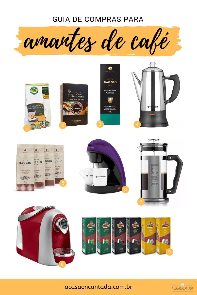 guia de compras para amantes do café