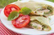 receita de panqueca verde