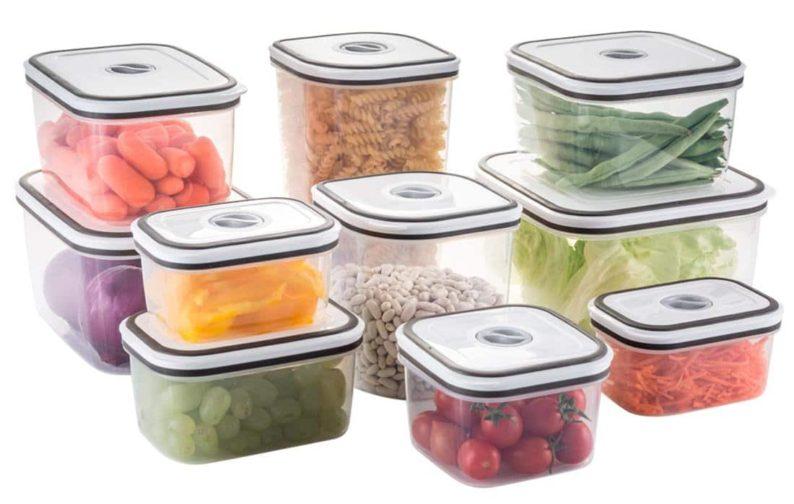 Kit de Potes com 10 Peças - Electrolux - marmita