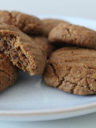 biscoito vegano
