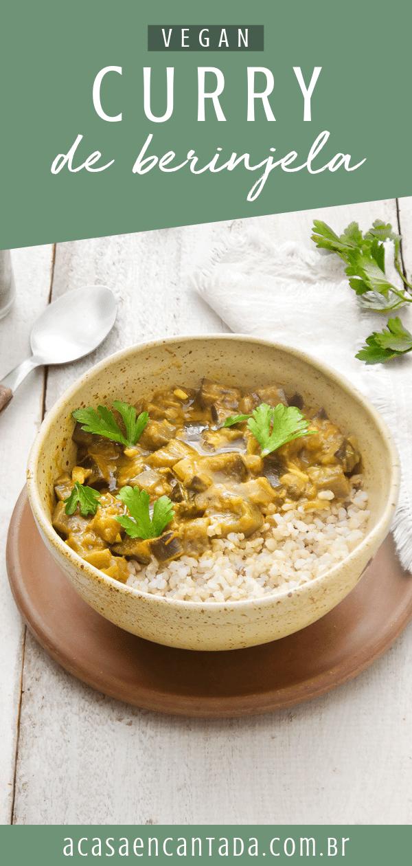 curry de berinjela