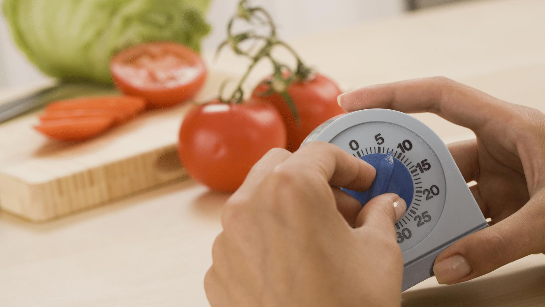 Salvar Tempo na Cozinha