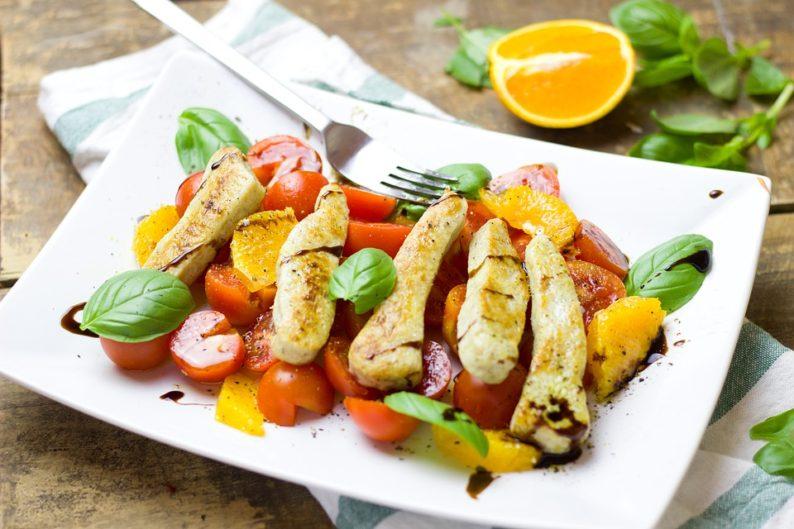 Manjericão é perfeito para vários pratos