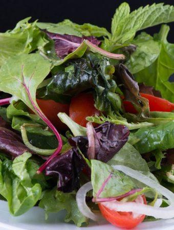 saladas verdes