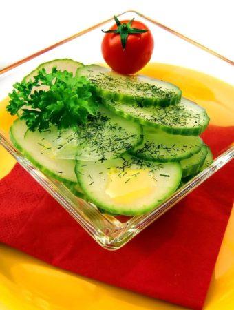 fazer saladas