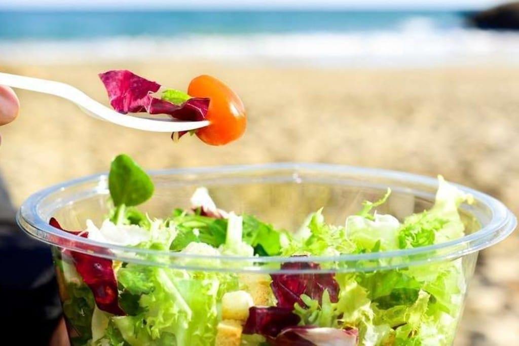 kit de salada