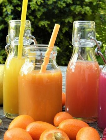 bebidas para combater o calor