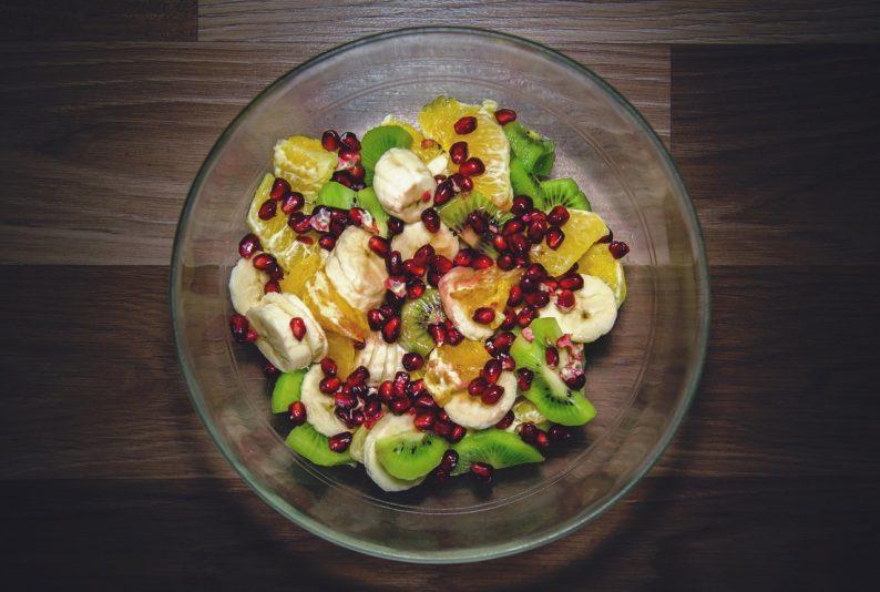 receitas de saladas de frutas