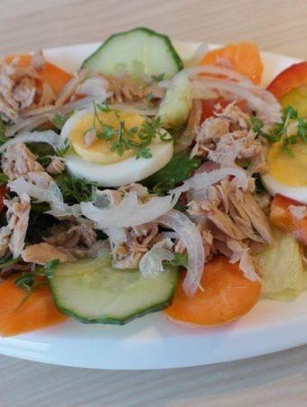 saladas saudáveis e gostosas