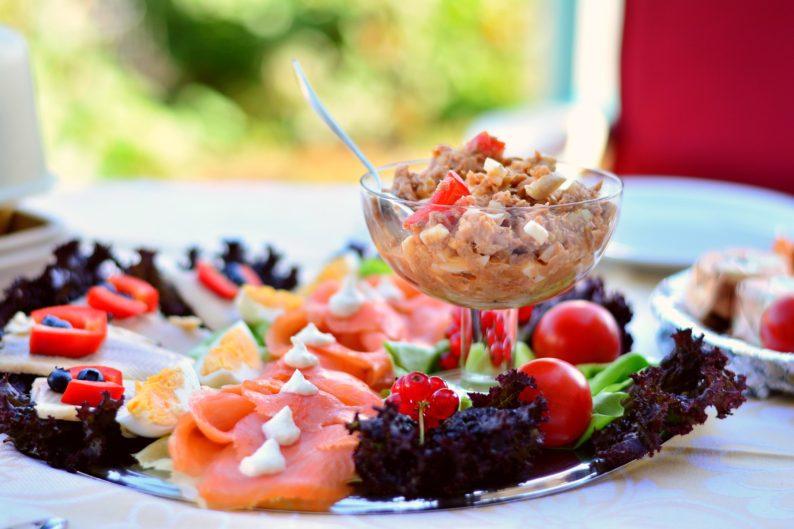 salada de atum - saladas saudáveis