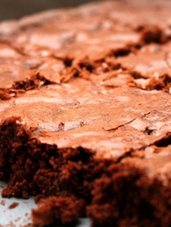 brownie vegano - como fazer