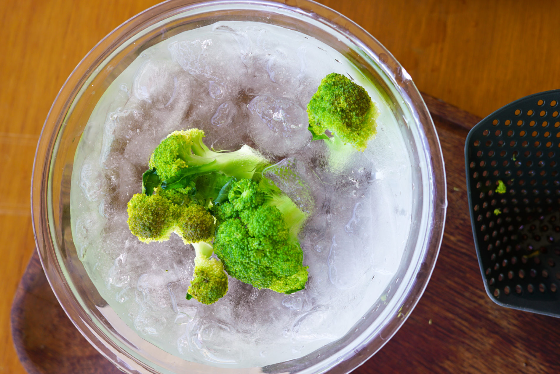 como congelar brocolis