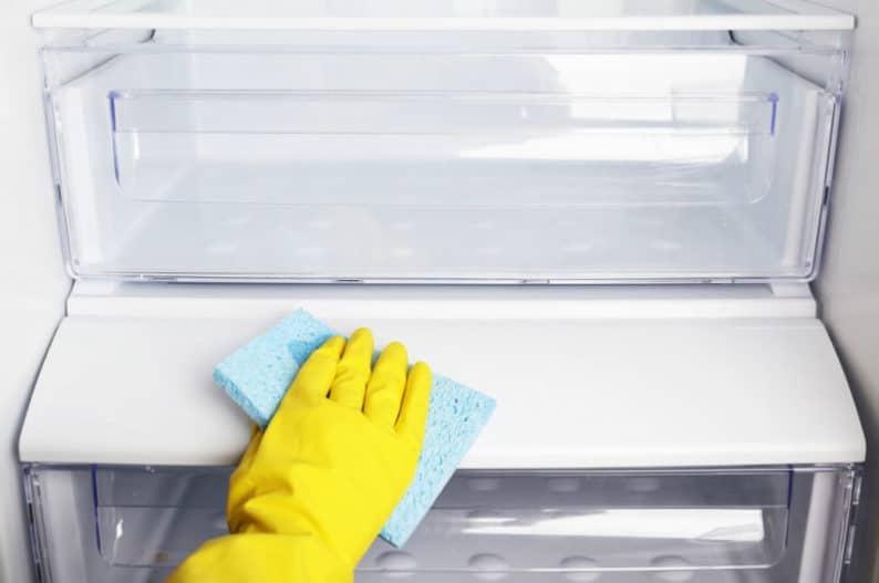 cuidados com o freezer - como manter seu freezer limpo