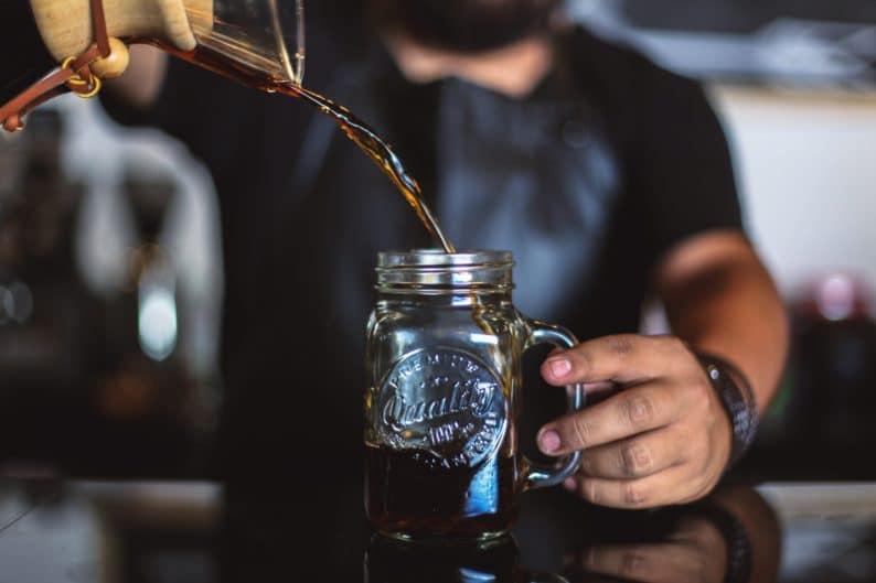 como fazewr cold brew - café gelado em casa