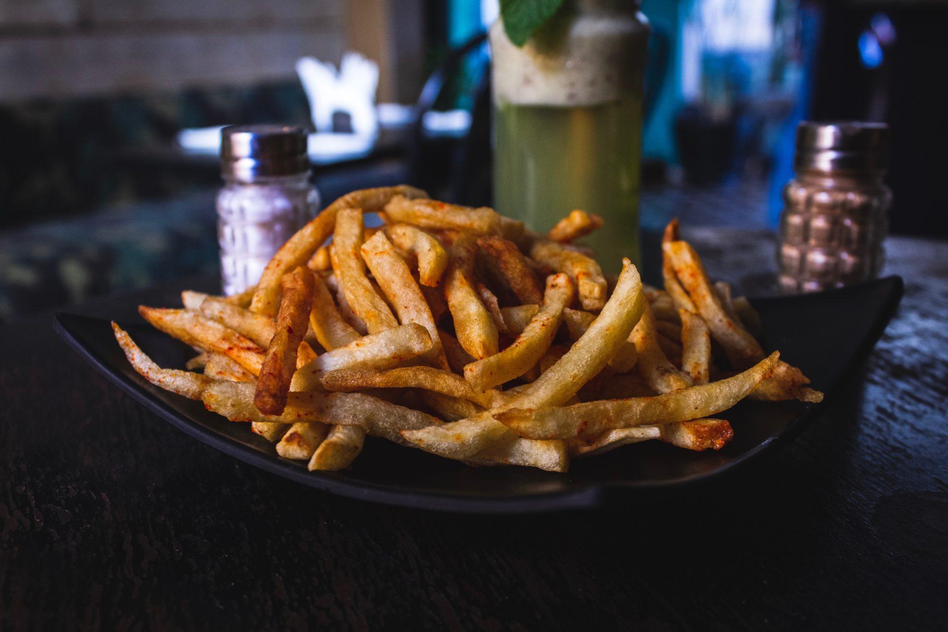 receita de batata frita sem óleo