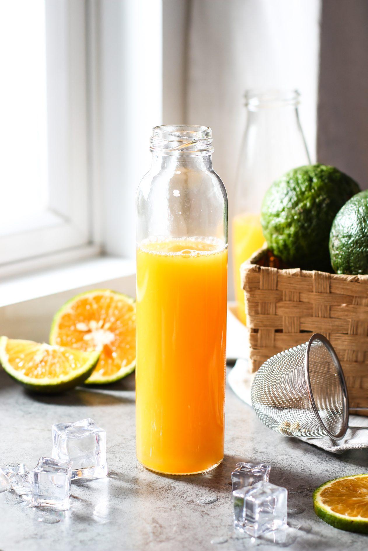 suco de laranja faz bem?
