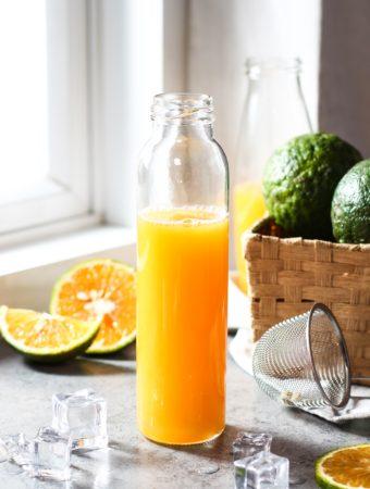 suco de laranja faz bem